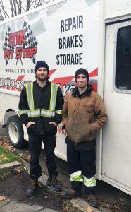 MK Pitstop - Tire Changers Ottawa